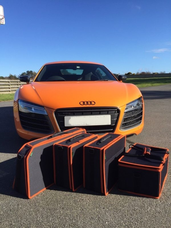 Audi R8 Coupe Luggage