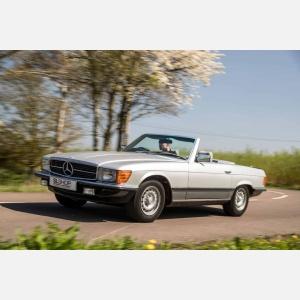 Mercedes SL R107