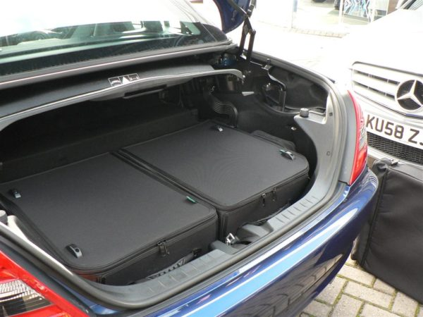Mercedes SLK R171 Luggage