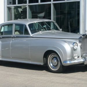 Rolls-Royce Silver Cloud Luggage