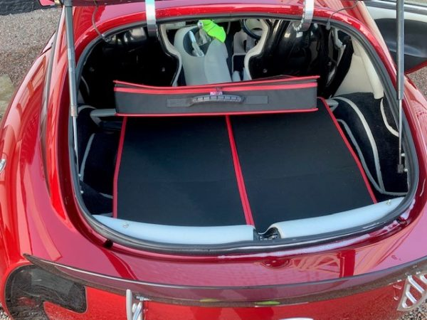 TVR T350 Luggage