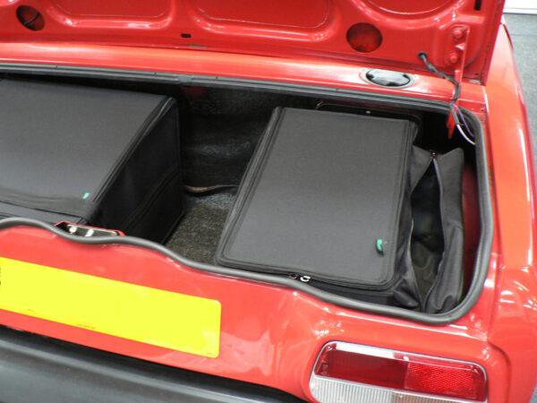 Triumph TR7 Luggage