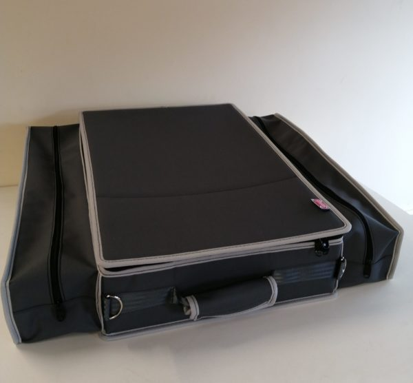 XK Coupe fitted luggage