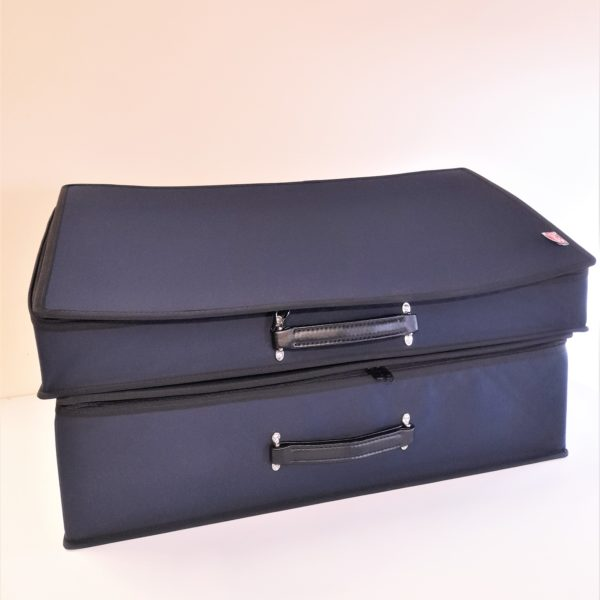 Jaguar XK120 fitted luggage