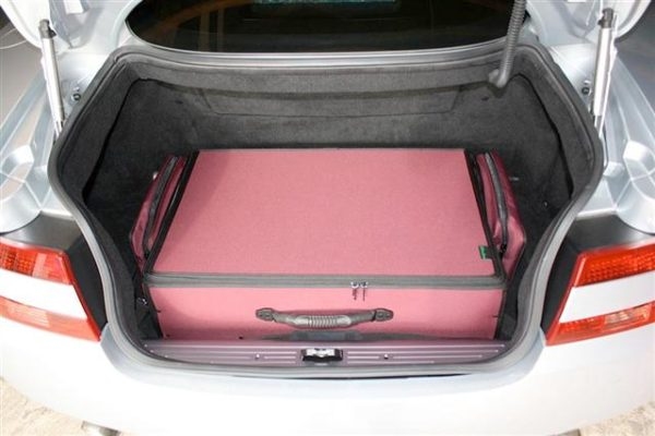Aston Martin DB9/DBS Luggage