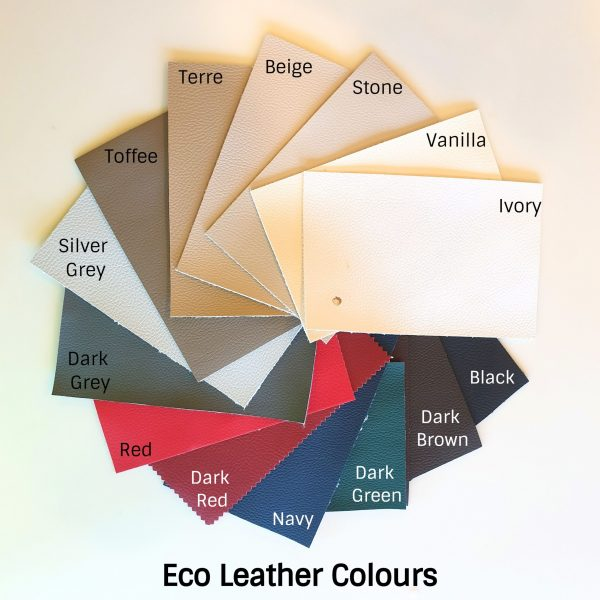 Eco Leather Colours